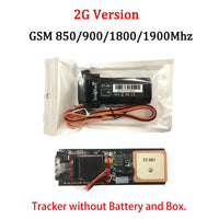 Mini Waterproof Builtin Battery GSM GPS tracker ST-901 for Car motorcycle vehicle 3G WCDMA device with online tracking software