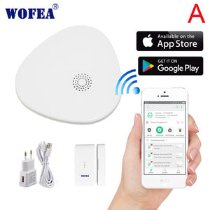 buyonlinesa - 2.4G smart home security home security  wifi alarm system Android/IOS APP Smartphone App smart host V10 - Home Defence