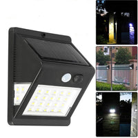 buyonlinesa - 26/90/79/118 LED 1000LM Waterproof PIR Motion Sensor Solar Garden Light Outdoor LED Solar Lamp Security Pool Door Solar Lighting - Solar Products