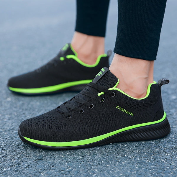 Running Shoes For Men Sneakers Comfortable Sports Shoes Male Outdoor Lightweight Walking Men Shoes Breathable Hombre Zapatillas