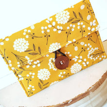 Load image into Gallery viewer, Yellow Flower Kindle Case - Personalized Kindle Sleeve - Padded Envelope Case - OhKoey
