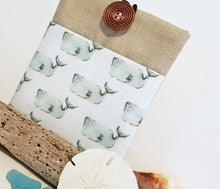 Load image into Gallery viewer, Whale Kindle Paperwhite Case - Custom Kindle Oasis Sleeve - OhKoey