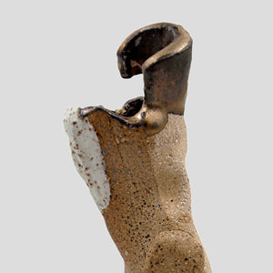 Bud Vase from The Prehistoric Collection