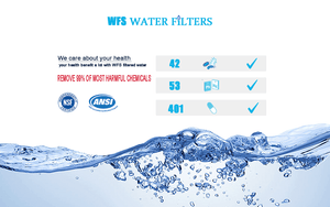 waterfiltersystem fridge filter nsf certified water filter