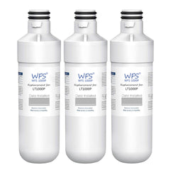 WFS Refrigerator water filter Compatible with LG LT1000P