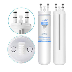 WFS ULTRAWF Kenmore 9999 Refrigerator Water Filter for Frigidaire 3 Packs