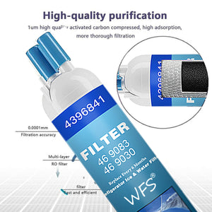 waterfiltersystemCompatiblewithwhirlpooledr3rxd1waterfilter