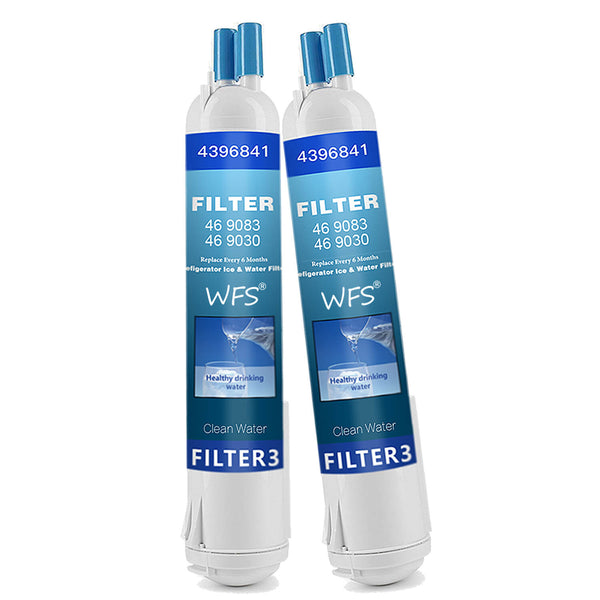 waterfiltersystem compatible with edr3rxd1 whirlpool refrigerator water filter 3
