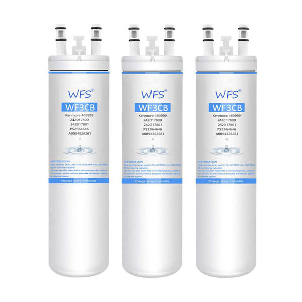 waterfilter system frigidaire filter wf3cb