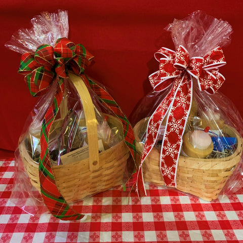 Swinehearts Holiday Gift Baskets