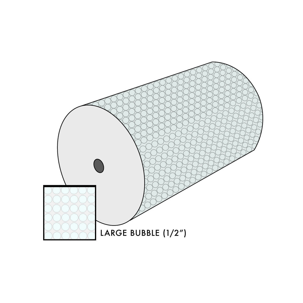 Large 4 Ft. Bubble 100 Feet