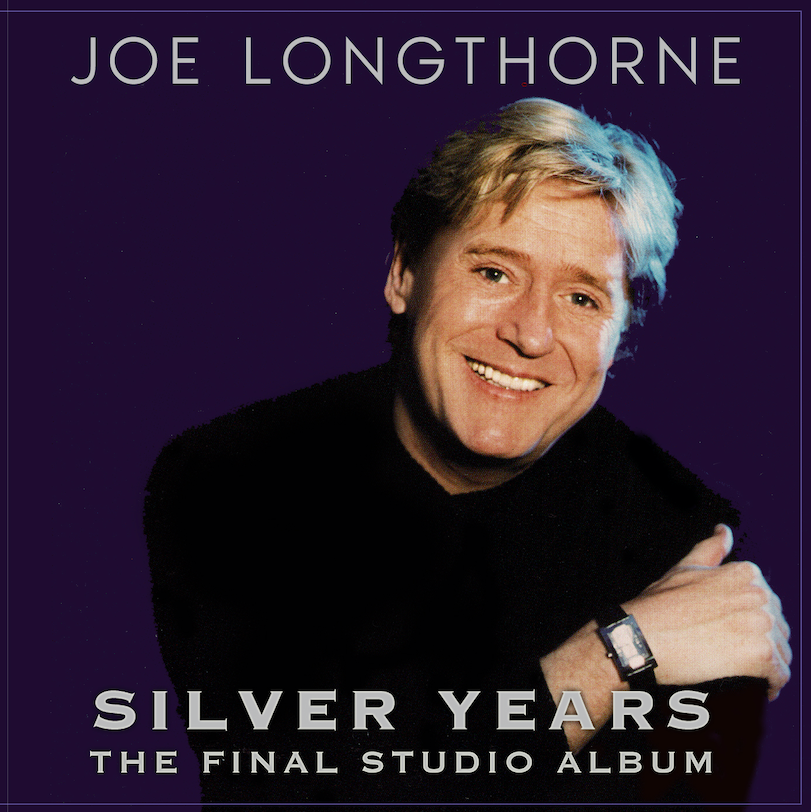'SILVER YEARS' THE FINAL STUDIO ALBUM  CD AUDIO