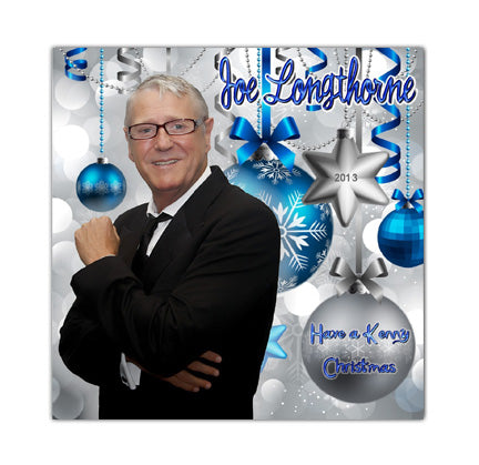 'HAVE A KENNY CHRISTMAS ' JOE LONGTHORNE MBE  AUDIO CD