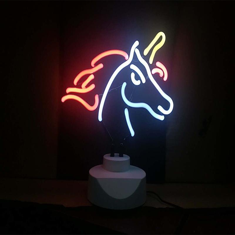 Unicorn Neon Sign Led Light