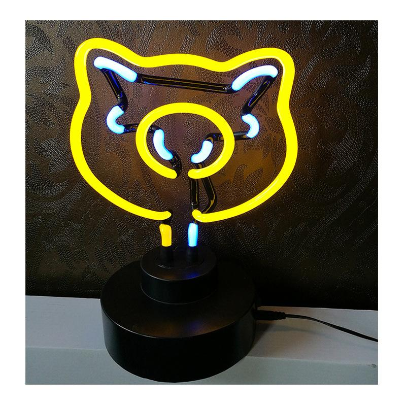 Customized  Bear Neon Sign Led Light