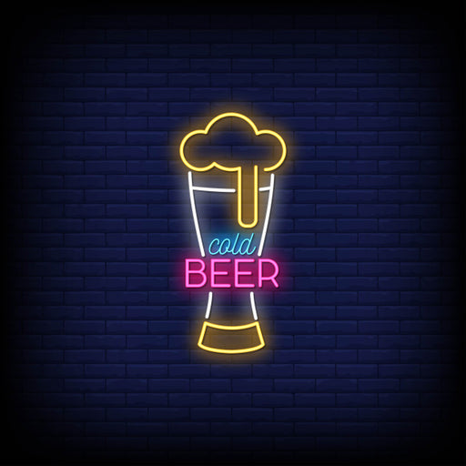 Beer Neon Lights