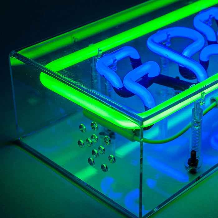Neon Sign Fresh In Acrylic Box