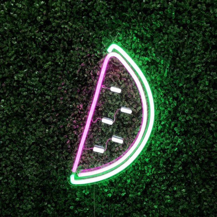 Watermelon | Led Neon Sign, Food Neon Sign, Fruit Neon Sign