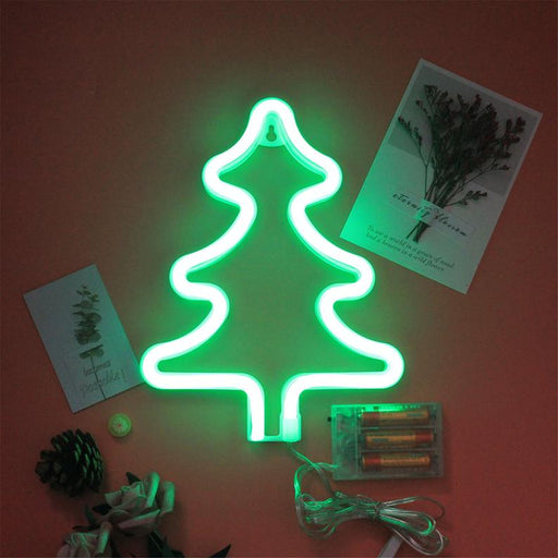 Tree Neon Light, Bedroom Decor, Wall Art Neon, Neon Sign, Bedroom Wall Light, Tree Light Neon