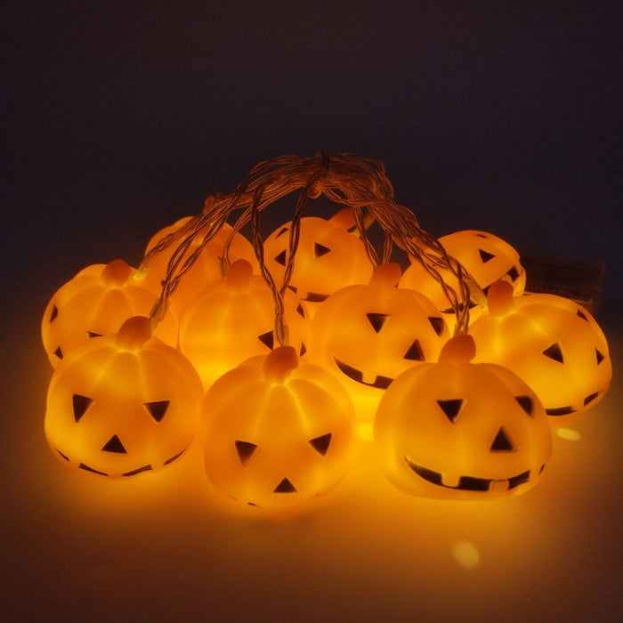 Halloween String Light - Christmas Light - Party Decor - Theme LED lights - Living Room - Halloween Party