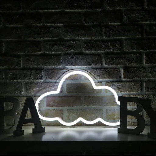 Cloud | Led Neon Sign, Cloud Art, Neon For Home, Cloud, Hanging Cloud, Cloud Wall Art, Cloud Decor, Light Up Cloud, Led Cloud