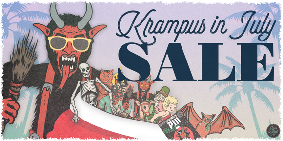 Krampus In July Sale