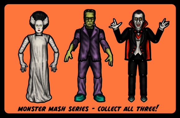 Halloween 2020 - Monster Mash Series