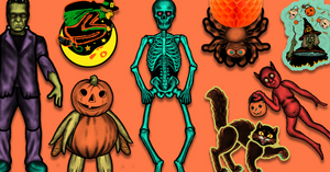 New Halloween Items now Available!