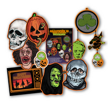 Load image into Gallery viewer, Halloween III Season of the Witch Inspired Decorama Collector's Set
