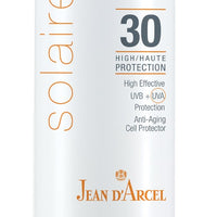 Solaire mousse spf 30 200 ml