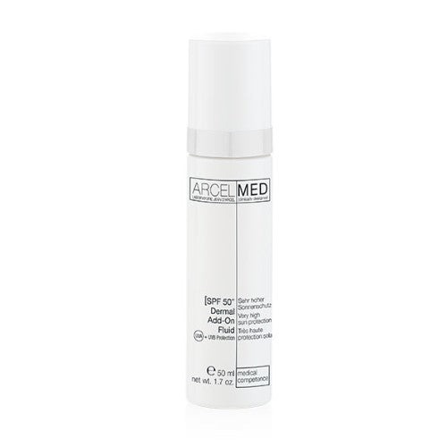 Arcelmed dermal add-on fluid spf 50 50ml