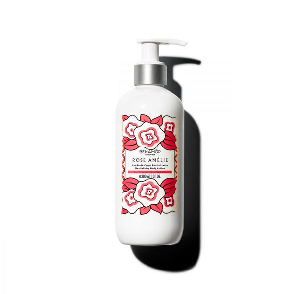 Benamôr vloeibare body lotion rose amelie 300ml