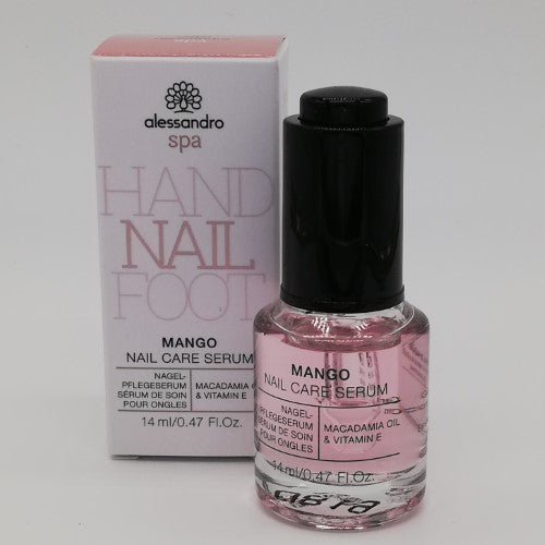 mango nail care serum