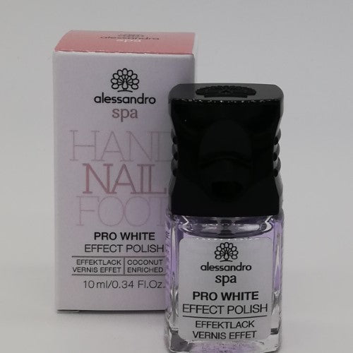 pro white effect polish