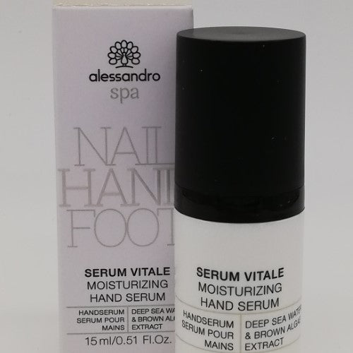 serum vitale moisturizing  hand serum