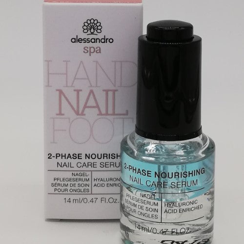2-phase nourishing nail care serum