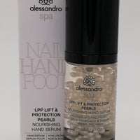 LPP & lift protection pearls nourishing hand serum