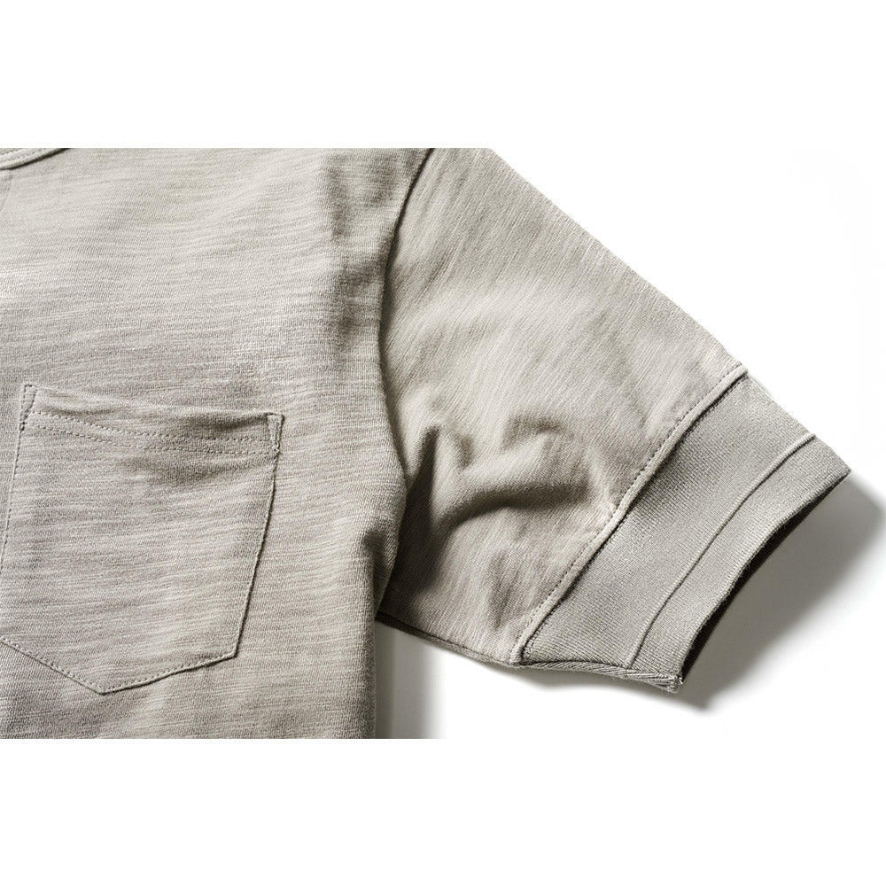 Bamboo Henley(S) - Olive