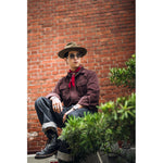 Load image into Gallery viewer, Corduroy Work Shirt - Marsala