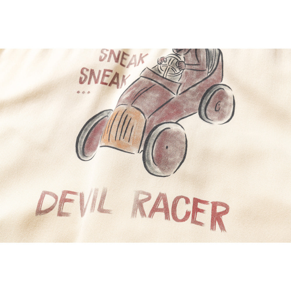 Race with Devil - Beige