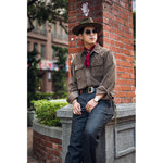 Load image into Gallery viewer, Corduroy Work Shirt - Olive