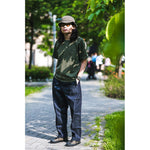 Load image into Gallery viewer, Vintage Bucket Hat - Olive