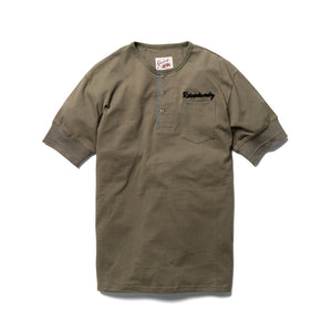 RD x OS Wu Song Henley - Olive