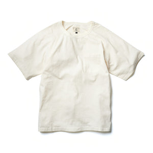 Washed Pocket Tee - Beige