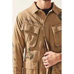 Load image into Gallery viewer, Old War Jungle Jacket - Khaki