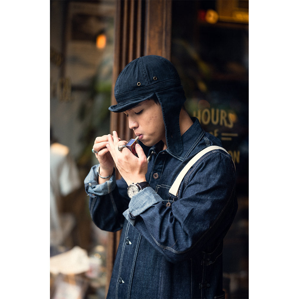 Field Cap - Black