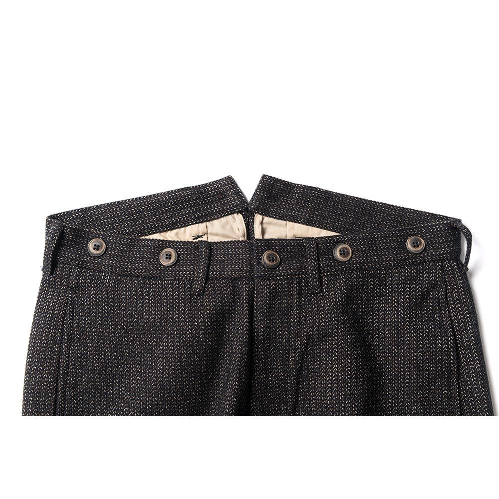 Mr. Swallow Pants - Herringbone