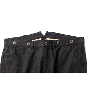 Mr. Swallow Pants - Dark Brown