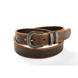 Vintage Type II Belt (30mm) - Brass