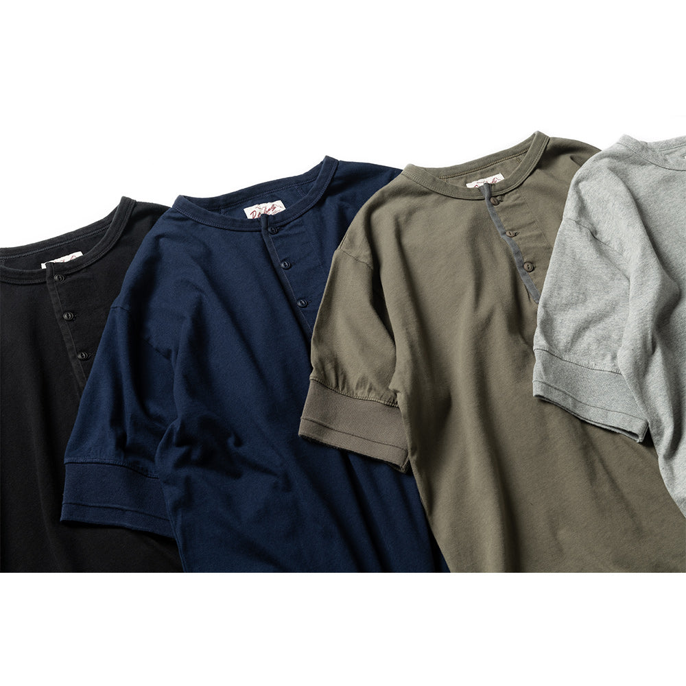 Henley Classic(S) - Gray